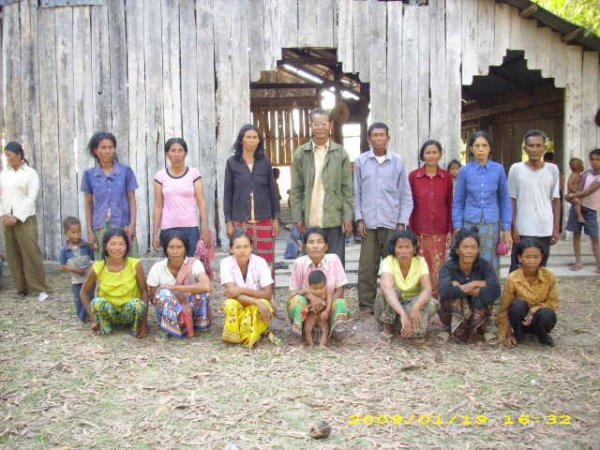 Kiva prak village